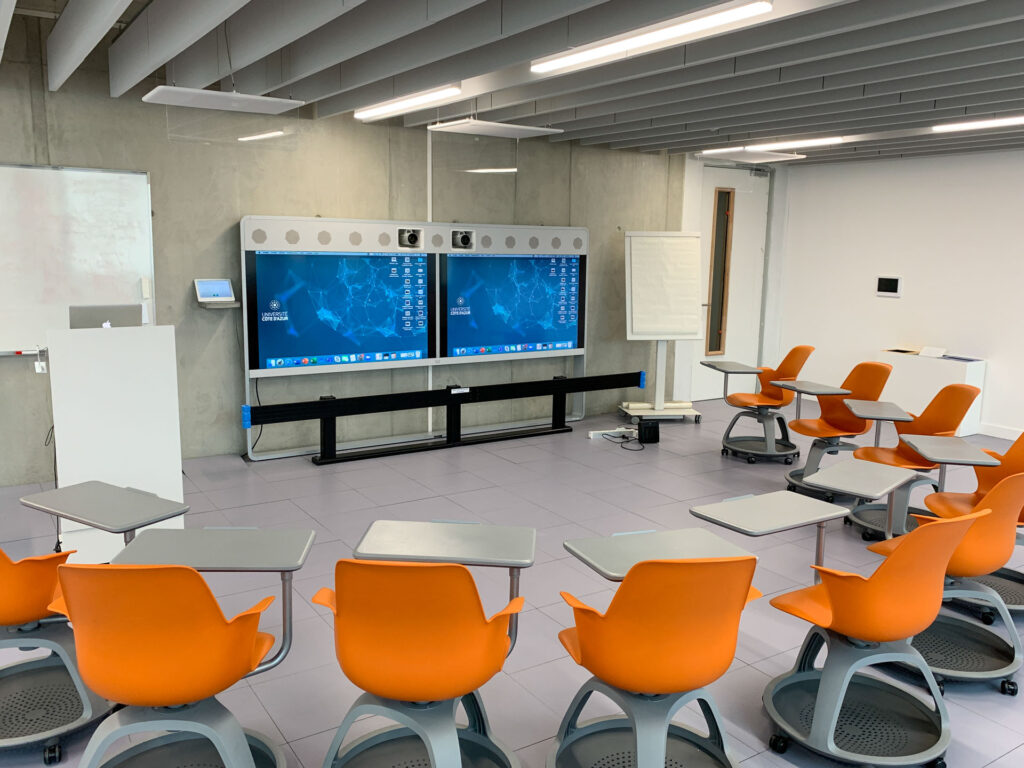 Classroom at IMREDD